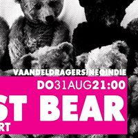 Lost Bear  support  de WW
