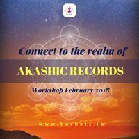 Akashic Records Facilitation Training on 23rd &amp 24th Feb.