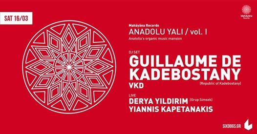 Anadolu Yali  vol.1 pres. Guillaume de Kadebostany at six dogs