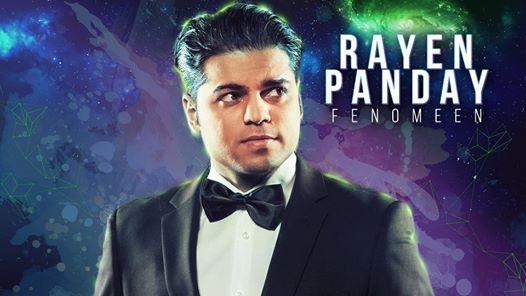 Rayen Panday - Fenomeen