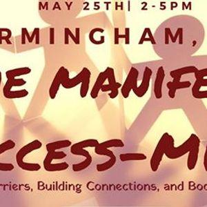 She Manifests Success-Mixer BirminghamAL
