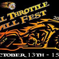 Full Throttle Fall Fest Sunday