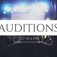 Worship Ministry Auditions