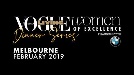 Vogue Living Women of Excellence in partnership with BMW at Melbourne  Flower Merchant555 Bourke Street ae7db2089