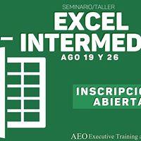 Curso Excel Intermedio 2013
