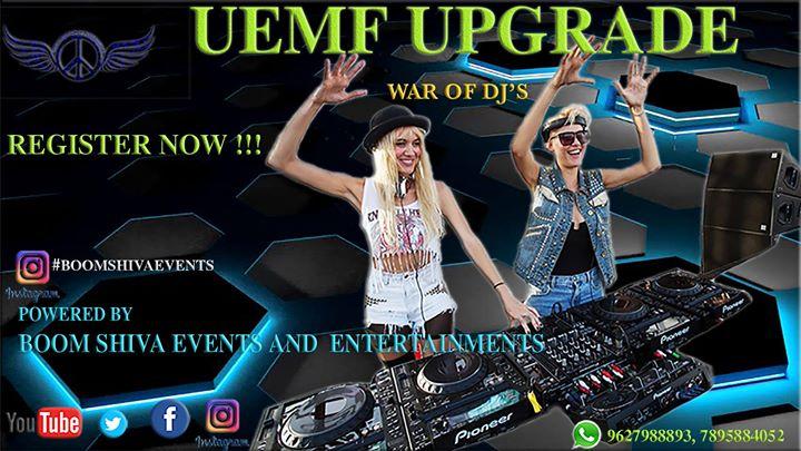 UEMF Upgrade