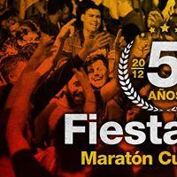 5 Aniversario de la Fiesta Roja