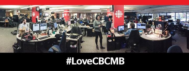Take a tour of CBC Manitobas broadcast centre