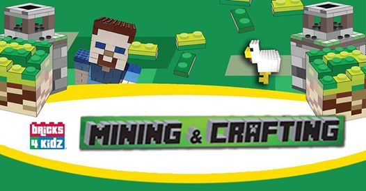 Mining & Crafting 3 hour Holiday workshop