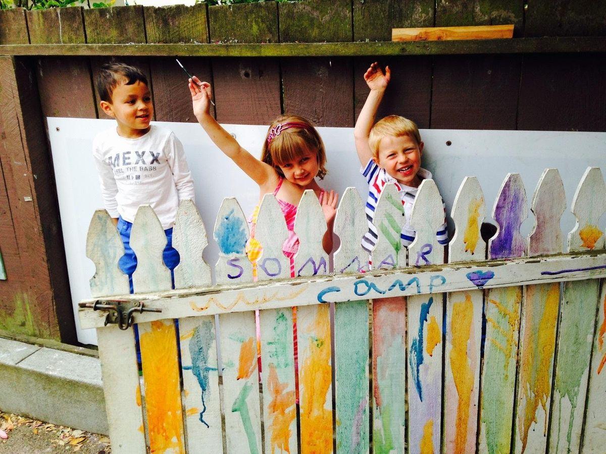 Scandinavian School Summer Camp 2019 - Culture and Language Program (Age 3-10 )