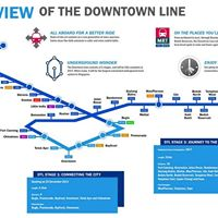 Downtown Line 3 Open House on 15 October