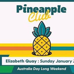 The Pineapple Club Elizabeth Quay