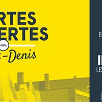 Sance dinformation - Portes ouvertes sur Saint-Denis