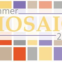 Call for Entries 2018 Summer Mosaic Exhibition