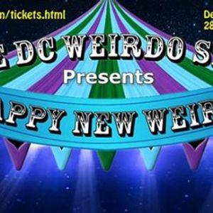 Happy New Weird 13 Years of WEIRD in DC ASL