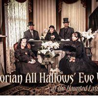 Victorian All Hallows Eve Wake
