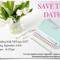 Fall Listowel Wedding Walk &amp Expo Event