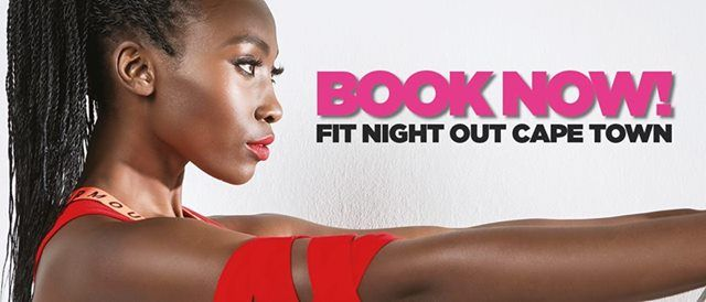 Fit Night Out Cape Town 2019