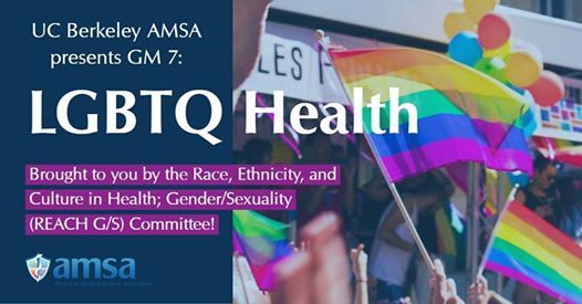 AMSA GM 7  LGBTQ Health