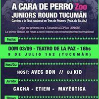 A Cara de Perro zoo Jrs llega a Tucuman
