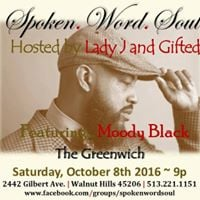SpokenWordSoul featuring Moody Black