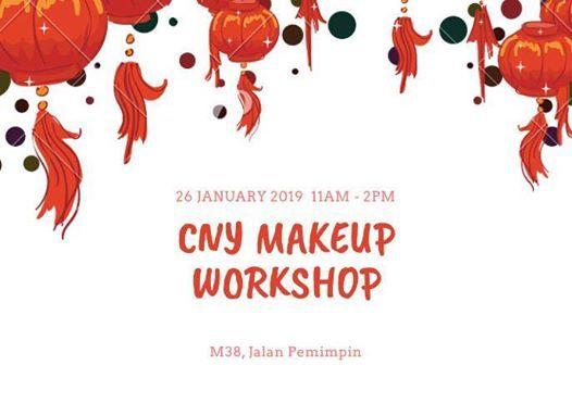 CNY Makeup Workshop