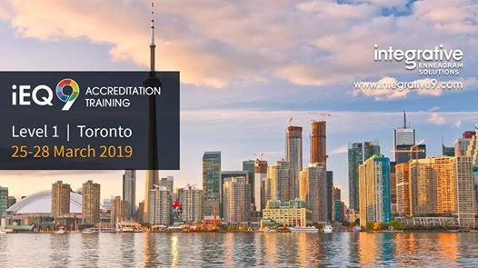 Level 1 iEQ9 Accreditation Training in Toronto