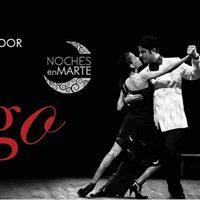 Noche de Tango en MARTE