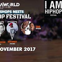 Orokana Friends Workshops Nijmegen x I Am Hiphop Festival