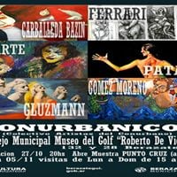 Conurbanicos Muestra Dibujo Pintura Grabado Foto