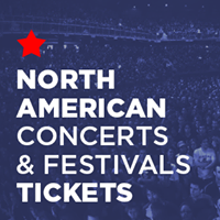 North American Concerts & Events