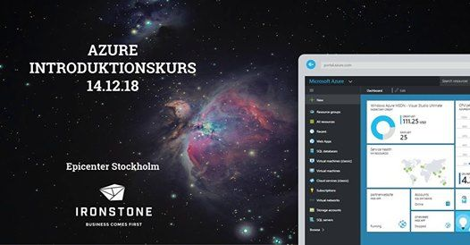 Azure Introduktionskurs