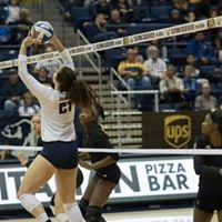 Cal Volleyball vs. Seattle