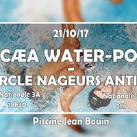 Nicaea Water-Polo vs CNAntibes