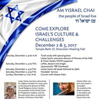 Am Yisrael Chai the people of Israel live