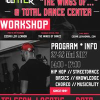 The Wings of Dance at Total Dance Center Cosma Levi Lennon