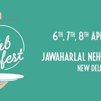 The Grub Fest 6th 7th &amp 8th April New Delhi