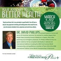 Your Journey To Better Health w Dr. David Phillips-Kanata
