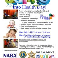 Spring Into Health Day