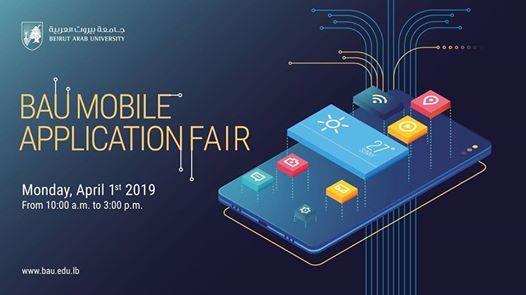 BAU Mobile Application Fair