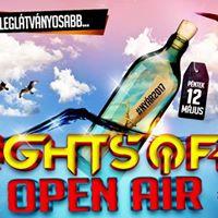 Lights OFF Open Air Eger  Bolyki Pincszet