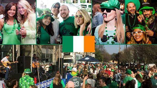 St Patricks Day 2019 at Fado Irish Pub