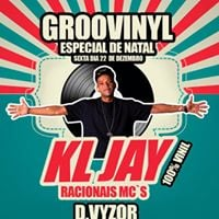 22.12 - HO HO  HO  Groovinyl Especial de Natal com KL JAY