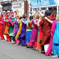 Celebrate the Dance of India Bollywood and Bhangra