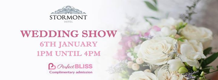 Stormont Hotel Wedding Show by Perfect Bliss Wedding Events