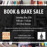 Giant Book &amp Bake Sale