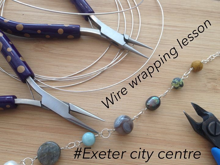 Wire wrapping Workshop