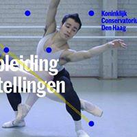 Dansvakopleiding eindvoorstellingen