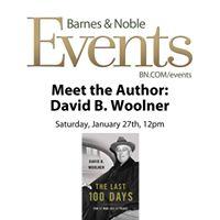 Meet the Author David B. Woolner
