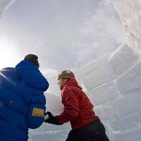 Avventura da trapper - costruisci un igloo in val Varaita